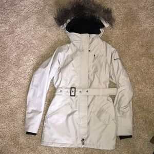 Columbia Belted Winter Jacket